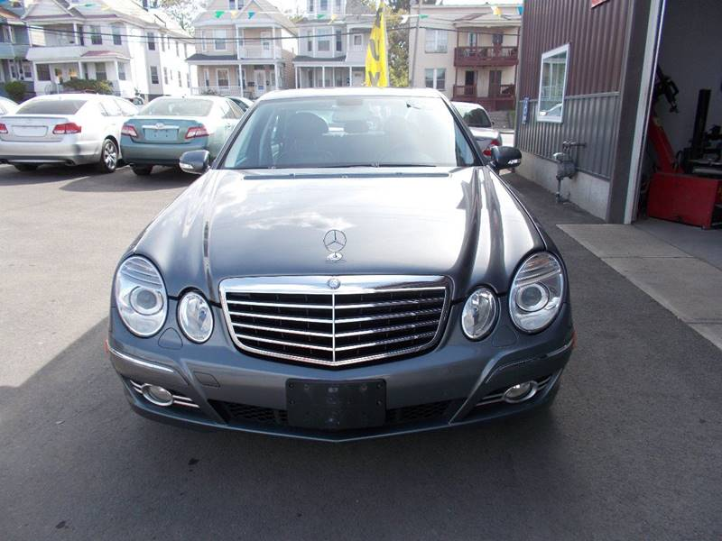 2008 Mercedes-Benz E-Class for sale at Mig Auto Sales Inc in Albany NY