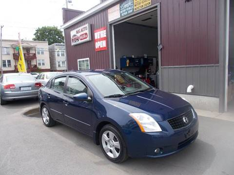 2008 Nissan Sentra for sale at Mig Auto Sales Inc in Albany NY