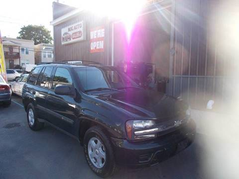 2003 Chevrolet TrailBlazer for sale at Mig Auto Sales Inc in Albany NY