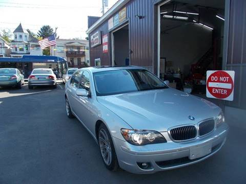 2006 BMW 7 Series for sale at Mig Auto Sales Inc in Albany NY