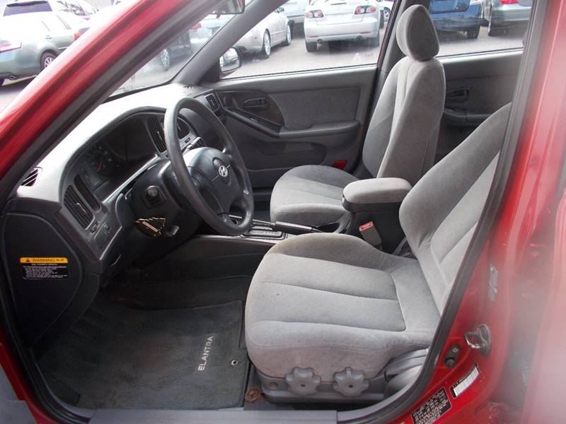 2005 Hyundai Elantra for sale at Mig Auto Sales Inc in Albany NY