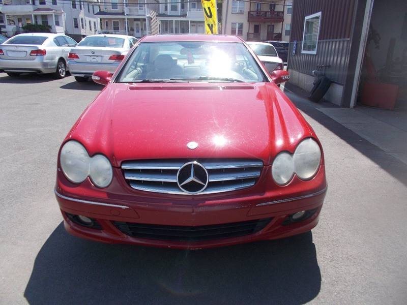 2006 Mercedes-Benz CLK for sale at Mig Auto Sales Inc in Albany NY