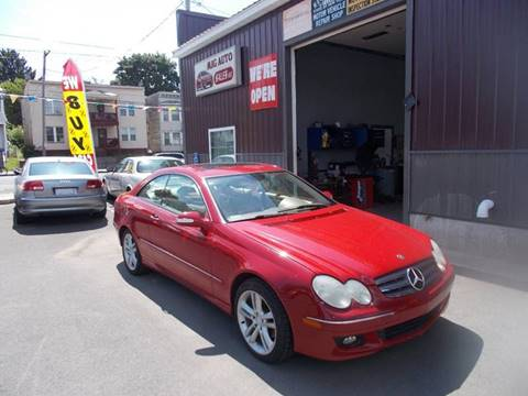2006 Mercedes-Benz CLK for sale in Albany, NY
