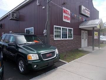 2002 GMC Envoy for sale at Mig Auto Sales Inc in Albany NY