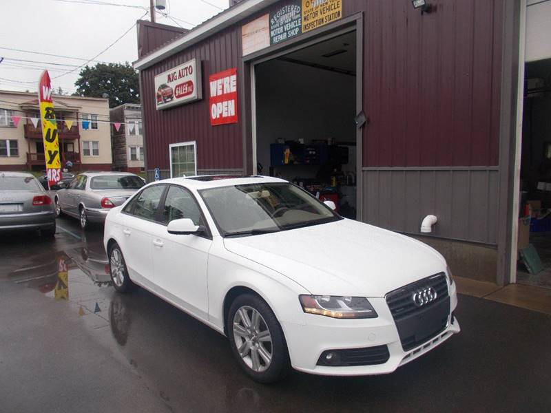 2010 Audi A4 for sale at Mig Auto Sales Inc in Albany NY