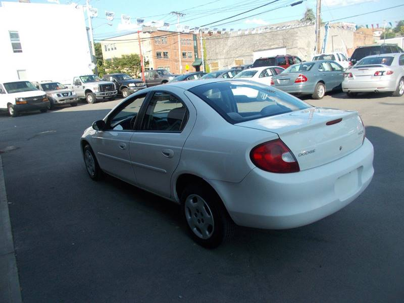 2002 Dodge Neon for sale at Mig Auto Sales Inc in Albany NY