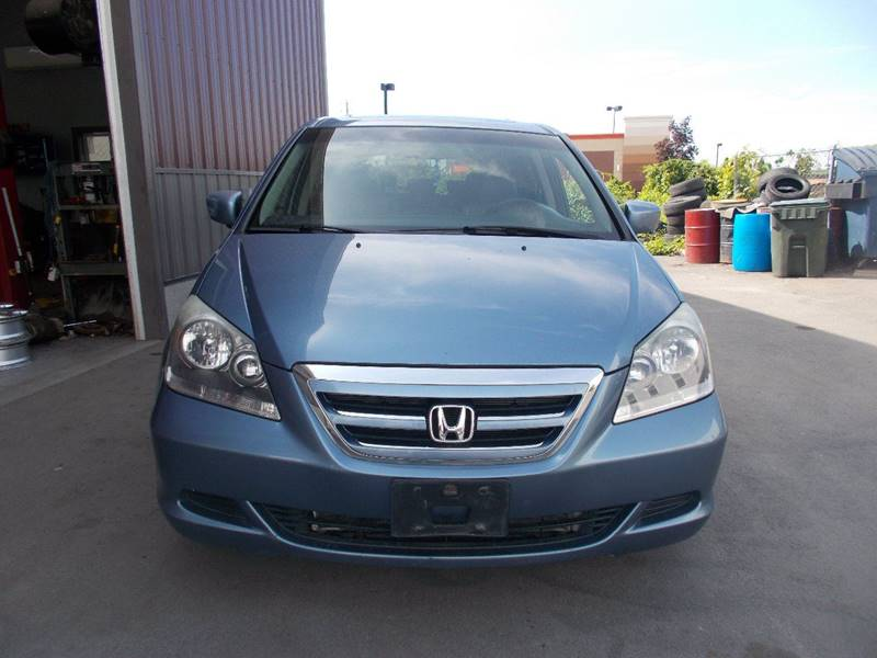 2007 Honda Odyssey for sale at Mig Auto Sales Inc in Albany NY