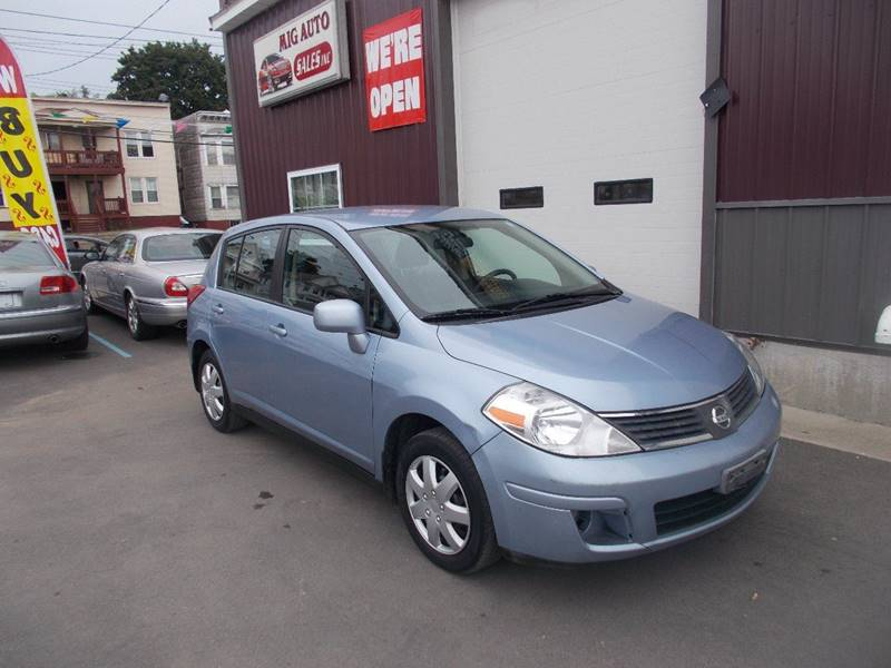 2009 Nissan Versa for sale at Mig Auto Sales Inc in Albany NY