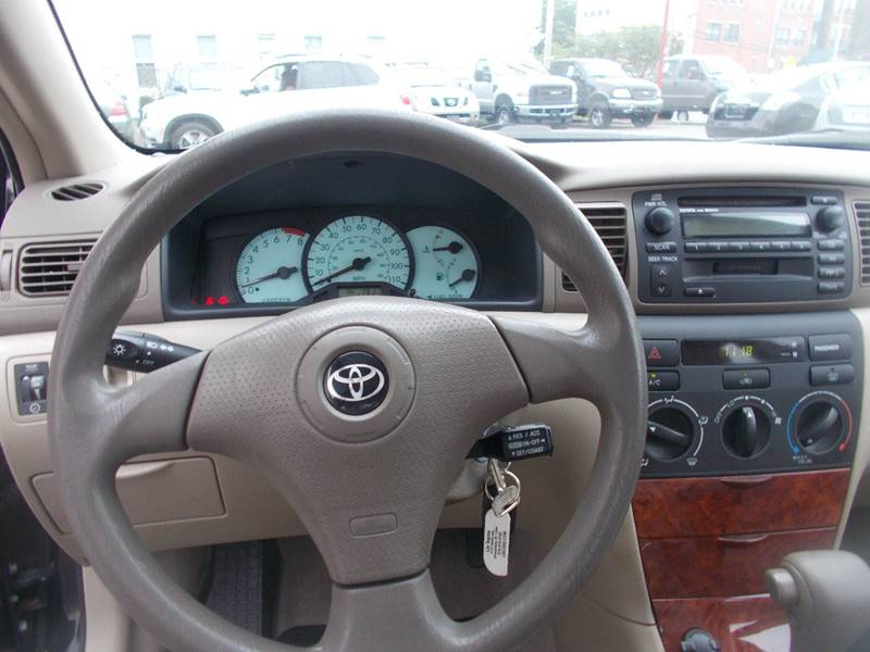 2004 Toyota corolla se for sale at Mig Auto Sales Inc in Albany NY