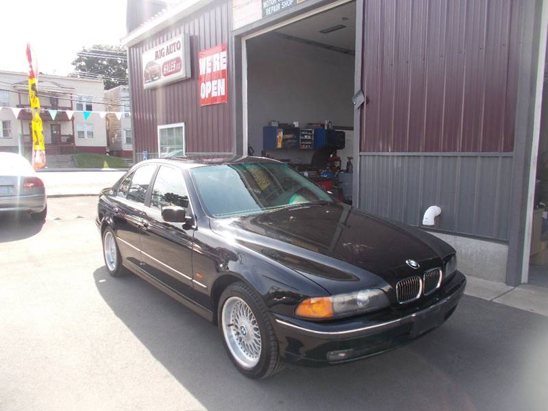 1999 BMW 5 Series for sale at Mig Auto Sales Inc in Albany NY