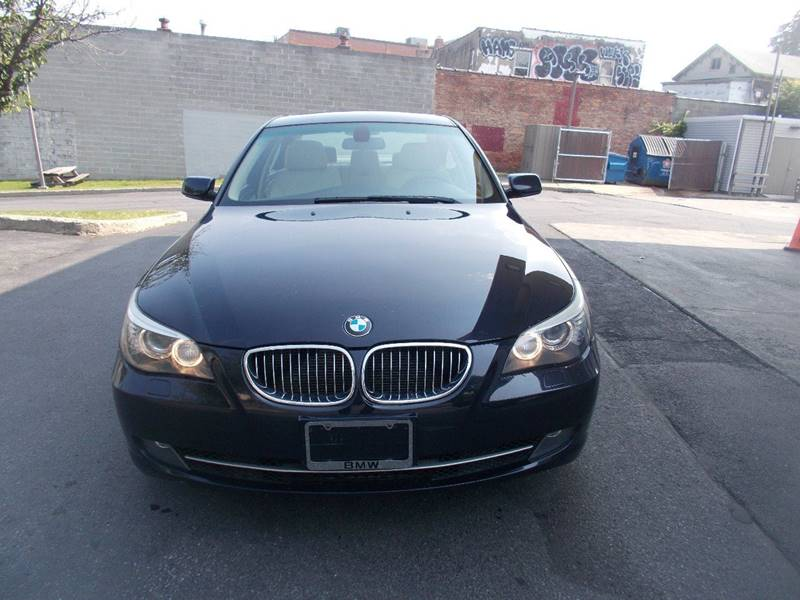 2008 BMW 5 Series for sale at Mig Auto Sales Inc in Albany NY