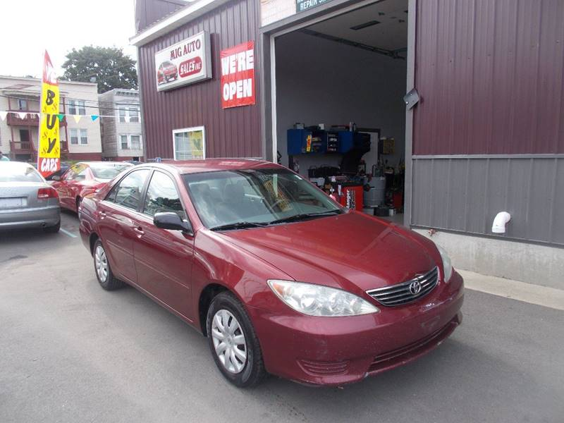 2006 Toyota Camry for sale at Mig Auto Sales Inc in Albany NY