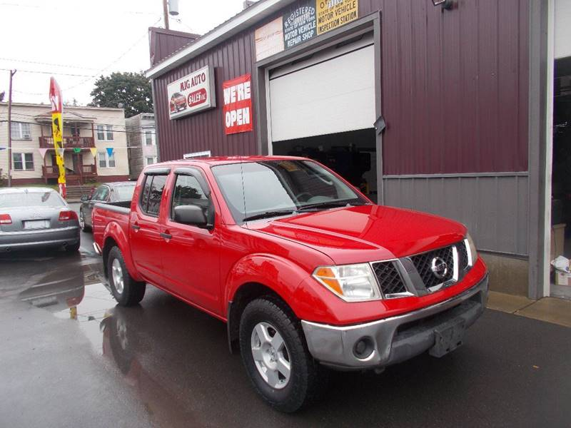 2006 Nissan Frontier for sale at Mig Auto Sales Inc in Albany NY