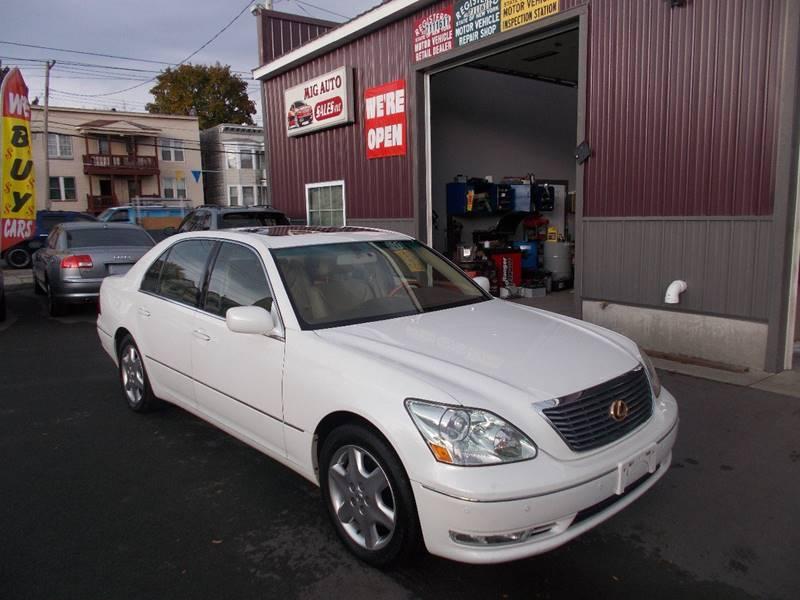 2004 Lexus LS 430 In Albany NY - Mig Auto Sales Inc