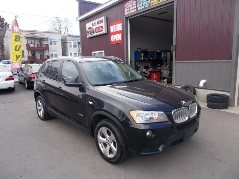 2011 BMW X3 xDrive28i In Albany NY - Mig Auto Sales Inc