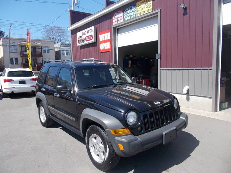 2007 Jeep Liberty For Sale At Mig Auto Sales Inc In Albany NY