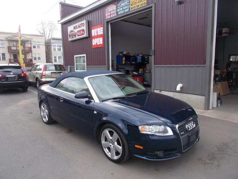 Audi A Quattro In Albany NY Mig Auto Sales Inc - Audi of albany