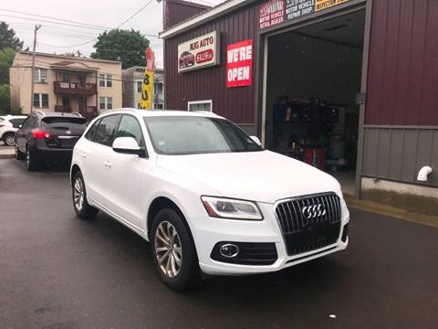 Audi Q For Sale In Albany NY Carsforsalecom - Audi of albany