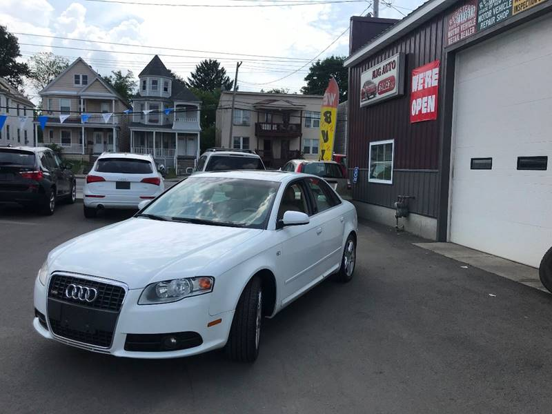 Audi A T Quattro In Albany NY Mig Auto Sales Inc - Audi a4 for sale