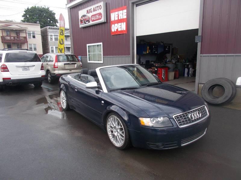 Audi S Quattro In Albany NY Mig Auto Sales Inc - Audi of albany