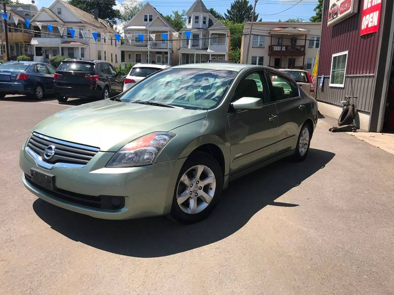 2007 Nissan Altima Hybrid For Sale At Mig Auto Sales Inc In Albany NY