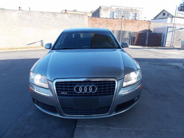 2006 Audi A8 L for sale at Mig Auto Sales Inc in Albany NY