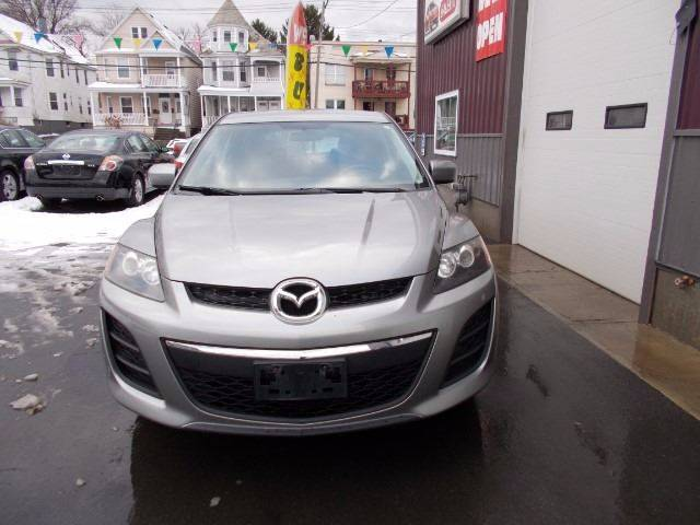 2010 Mazda CX-7 for sale at Mig Auto Sales Inc in Albany NY