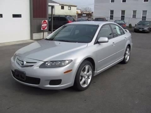 2007 Mazda MAZDA6 for sale at Mig Auto Sales Inc in Albany NY