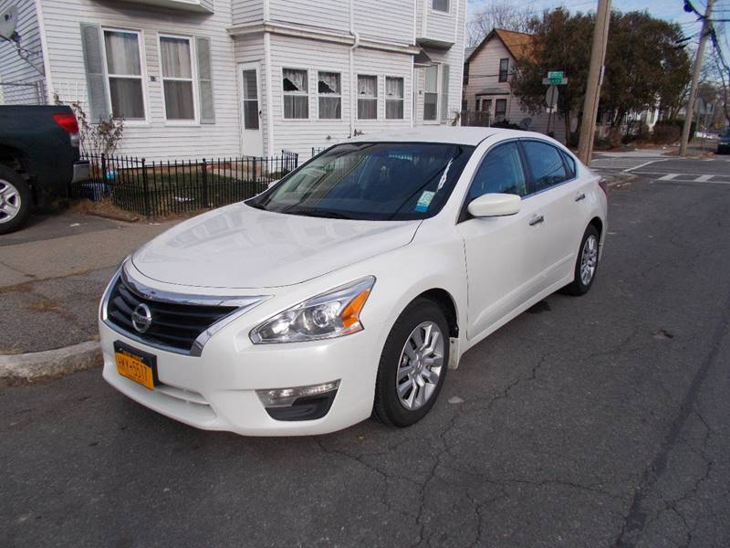 2013 Nissan Altima for sale at Mig Auto Sales Inc in Albany NY
