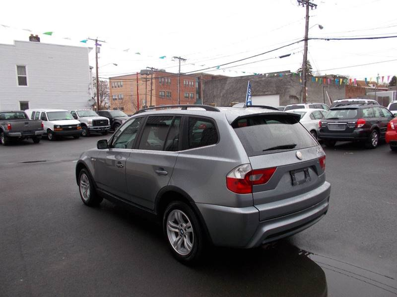2006 BMW X3 for sale at Mig Auto Sales Inc in Albany NY