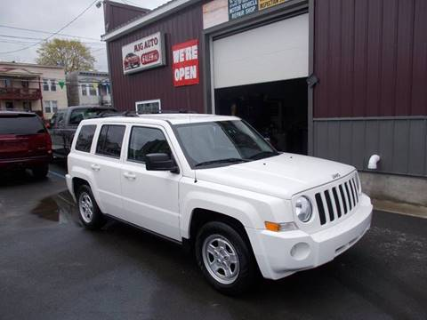 2010 Jeep Patriot for sale at Mig Auto Sales Inc in Albany NY