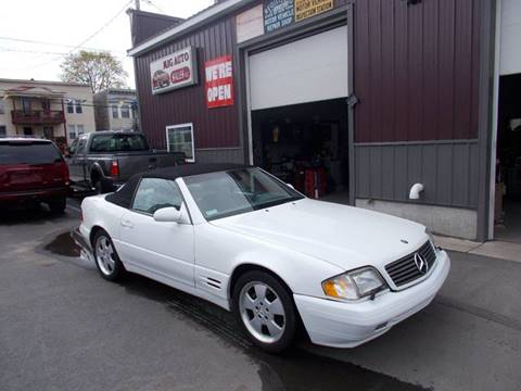 1999 Mercedes-Benz SL-Class for sale at Mig Auto Sales Inc in Albany NY