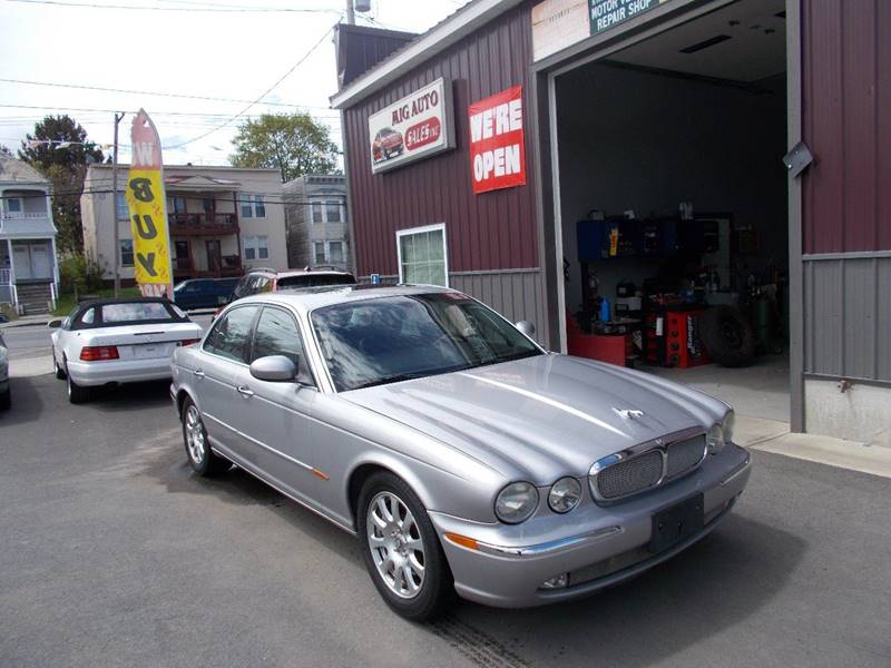 2004 Jaguar XJ-Series for sale at Mig Auto Sales Inc in Albany NY