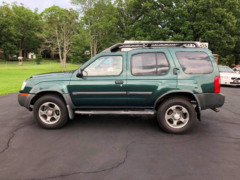2002 Nissan Xterra For Sale At MIKE LUCY AUTO SALES In Ironton MO