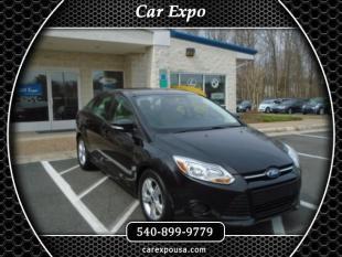 2014 Ford Focus for sale in Fredericksburg, VA