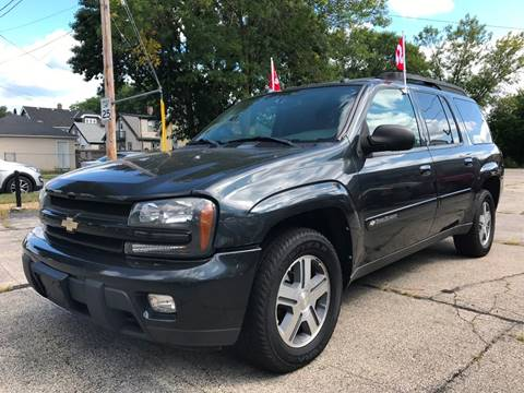 2004 Chevrolet TrailBlazer EXT for sale in Milwaukee, WI