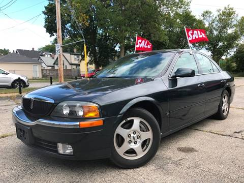 2000 Lincoln LS for sale in Milwaukee, WI