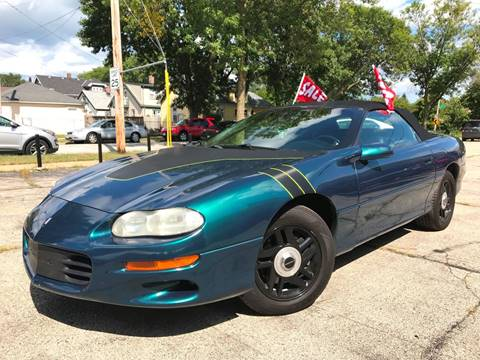 2001 Chevrolet Camaro for sale in Milwaukee, WI