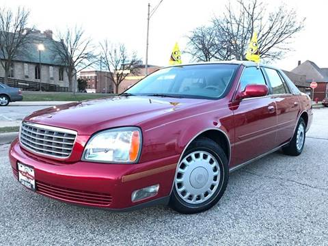 2005 Cadillac DeVille for sale in Milwaukee, WI
