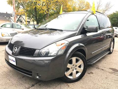 2004 Nissan Quest for sale in Milwaukee, WI