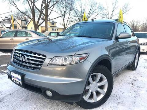 Used 2004 infiniti fx35 for sale carsforsale 2004 infiniti fx35 for sale in milwaukee wi sciox Images