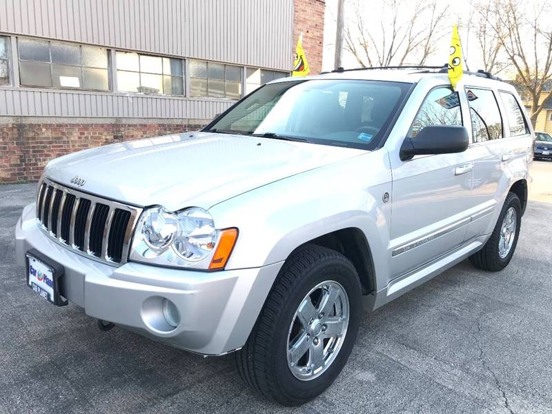 2005 Jeep Grand Cherokee For Sale At Car Planet Inc. In Milwaukee WI