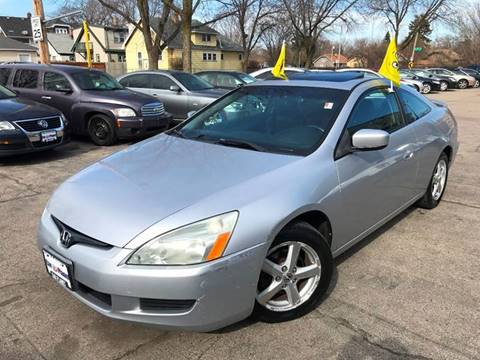 2003 Honda Accord for sale in Milwaukee, WI