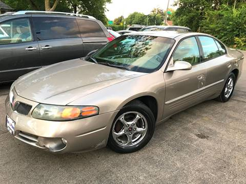 2004 Pontiac Bonneville for sale at Car Planet Inc. in Milwaukee WI