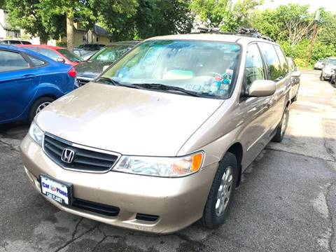 2002 Honda Odyssey for sale in Milwaukee, WI