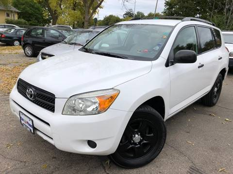 2006 Toyota RAV4 for sale at Car Planet Inc. in Milwaukee WI