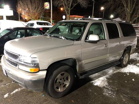 2005 Chevrolet Suburban for sale at Car Planet Inc. in Milwaukee WI