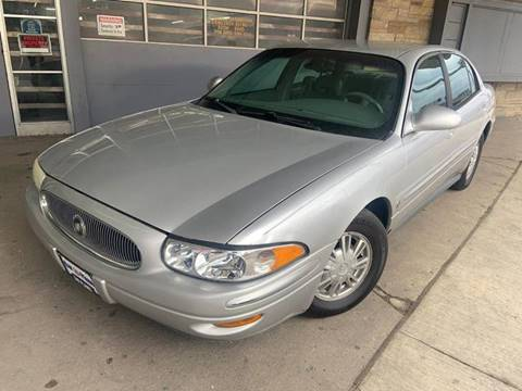2002 Buick LeSabre for sale at Car Planet Inc. in Milwaukee WI