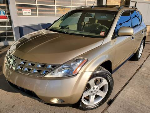 2005 Nissan Murano SL for sale at Car Planet Inc. in Milwaukee WI