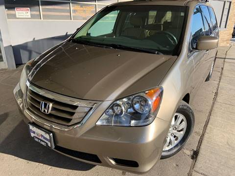 2008 Honda Odyssey EX-L w/DVD w/Navi for sale at Car Planet Inc. in Milwaukee WI